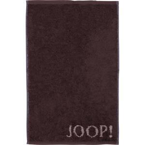 JOOP! - Classic Doubleface - Gästetuch Mokka