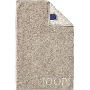 JOOP! - Classic Doubleface - Sand guest towel
