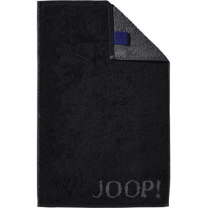 JOOP! - Classic Doubleface - Gästetuch Schwarz