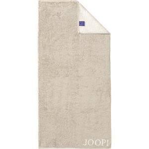JOOP! - Classic Doubleface - Handdoek zand