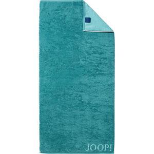JOOP! - Classic Doubleface - Turquoise hand towel