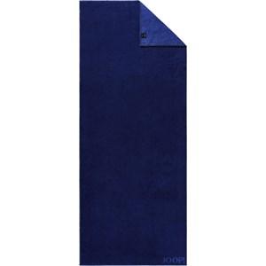 JOOP! - Classic Doubleface - Sapphire Sauna Towel