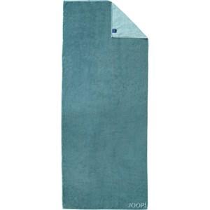 JOOP! - Classic Doubleface - Asciugamano per la sauna color turchese
