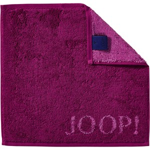 JOOP! - Classic Doubleface - Cassis face cloth
