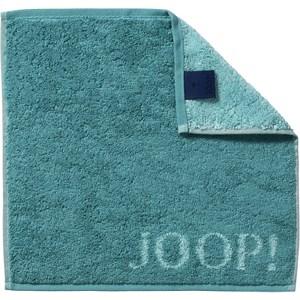 JOOP! - Classic Doubleface - Turquoise face cloth