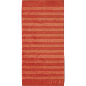 JOOP! - Classic Stripes - Duchtuch Papaya