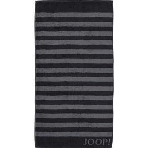 JOOP! - Classic Stripes - Duschtuch Schwarz