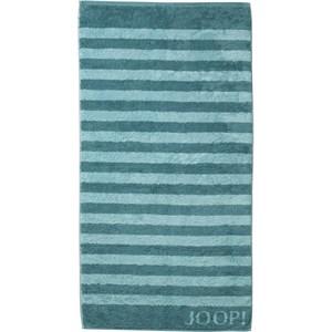 JOOP! - Classic Stripes - Duschtuch Türkis