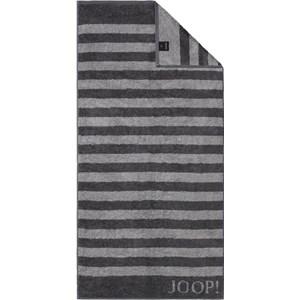 JOOP! - Classic Stripes - Handtuch Anthrazit