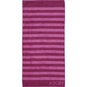 JOOP! - Classic Stripes - Asciugamano Cassis