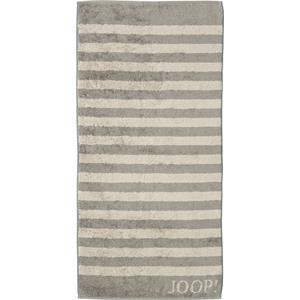 JOOP! - Classic Stripes - Asciugamano grafite