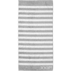 JOOP! - Classic Stripes - Handtuch Silber