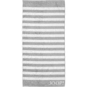JOOP! - Classic Stripes - Silver hand towel