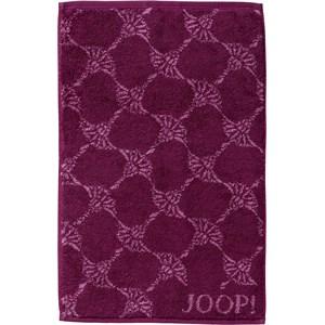 JOOP! - Cornflower - Cassis guest towel
