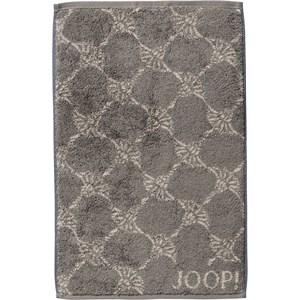 JOOP! - Cornflower - Graphite guest towel