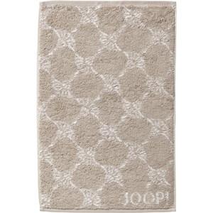 JOOP! - Cornflower - Sand guest towel