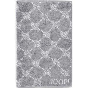 JOOP! - Cornflower - Gästetuch Silber