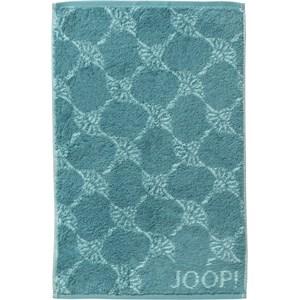 JOOP! - Cornflower - Asciugamano per ospiti color turchese