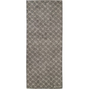 JOOP! - Cornflower - Asciugamano per la sauna color grafite