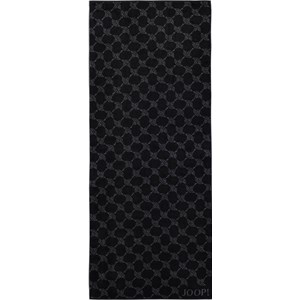 JOOP! - Cornflower - Black bath sheet