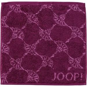 JOOP! - Cornflower - Cassis face cloth