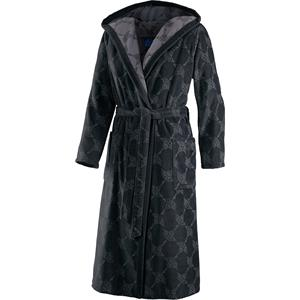 JOOP! - Women - Black Bathrobe with Hood