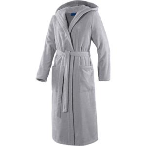 JOOP! - Women - Silver Bathrobe with Hood