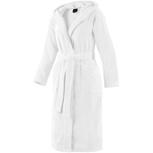 JOOP! - Women - White Bathrobe with Hood