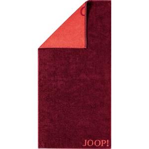 JOOP! - Gala Doubleface - Waschhandschuh Mohn