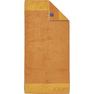 JOOP! - Graphic Doubleface - Duschtuch Cognac