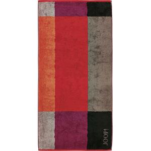 JOOP! - Graphic Squares - Duschtuch Grenadine