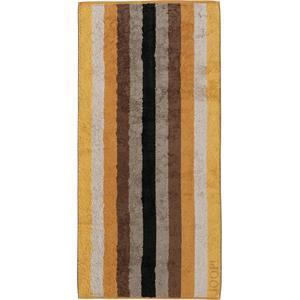 JOOP! - Graphic Stripes - Handtuch Cognac