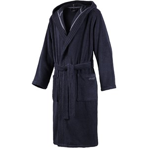 JOOP! - Men - Blue Bathrobe with Hood