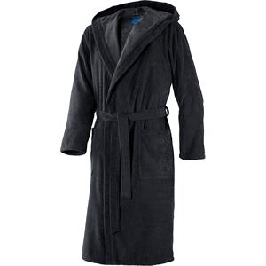 JOOP! - Men - Black Bathrobe with Hood