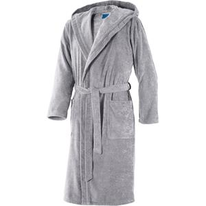 JOOP! - Men - Silver Bathrobe with Hood