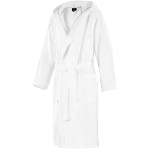 JOOP! - Men - White Bathrobe with Hood