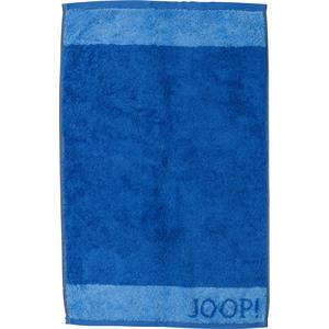 JOOP! - Imperial Doubleface - Gästetuch Baltic Blue