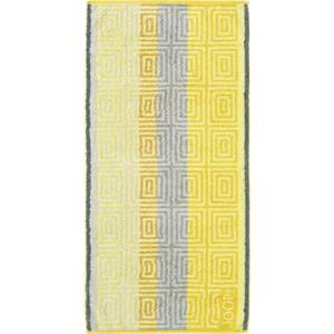 JOOP! - Imperial Striped Tile - Duschtuch Citrin