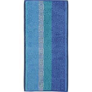 JOOP! - Imperial Striped Tile - Handtuch Baltic Blue