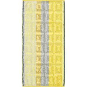JOOP! - Imperial Striped Tile - Handtuch Citrin