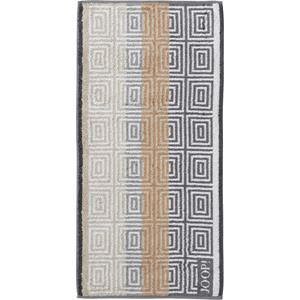 JOOP! - Imperial Striped Tile - Handtuch Stone Grey