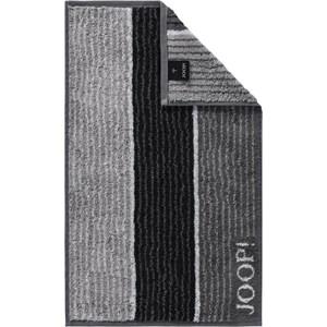 JOOP! - Lines - Asciugamano per gli ospiti nero