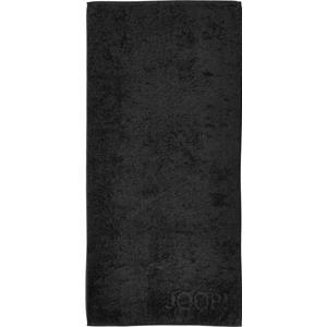 JOOP! - Plain Uni - Black bath sheet