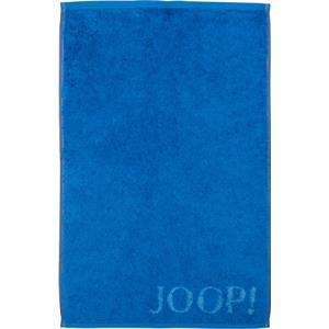JOOP! - Plaza Doubleface - Gästetuch Azur