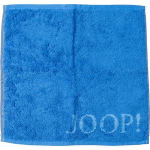 JOOP! - Plaza Doubleface - Azure face cloth