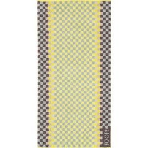 JOOP! - Plaza Mosaic - Lime hand towel