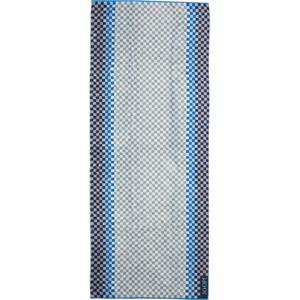 JOOP! - Plaza Mosaic - Azure bath sheet