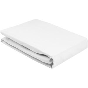 JOOP! - Spannbettlaken - Spannbettlaken Uni Jersey Weiß