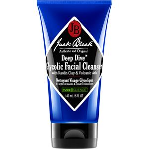 Image of Jack Black Herrenpflege Gesichtspflege Deep Dive Glycolic Facial Cleanser 147 ml