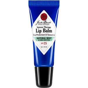 Image of Jack Black Herrenpflege Gesichtspflege Intense Therapy Lip Balm SPF 25 Lemon 7 g